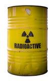 Baril de perte nucléaire Photo libre de droits