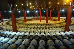 Baril de vin Photos stock