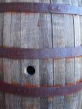 Baril en bois Images stock