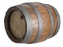 Baril en bois photographie stock libre de droits