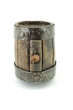 Barile antico del vino Immagini Stock Libere da Diritti