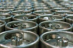 Barili di birra immagini stock libere da diritti