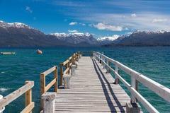 Bariloche, Аргентина Стоковая Фотография RF