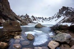 Bariloche Argentina Arkivfoto