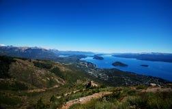 Bariloche - Argentinien Stockbild