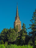 Bariloche Cathedral Stock Images