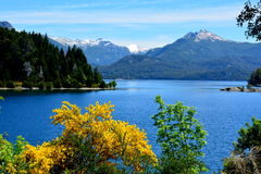 Bariloche royalty free stock photos