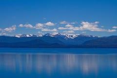 bariloche jezioro zdjęcia royalty free