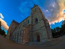 Bariloche-Kathedrale stockbilder