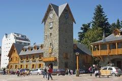 Bariloche, la Argentina imagen de archivo libre de regalías