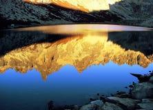 Bariloche, la Argentina - viaje alrededor del EL Frey Imagenes de archivo