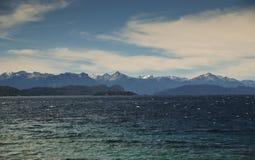 Bariloche Lake Royalty Free Stock Photos