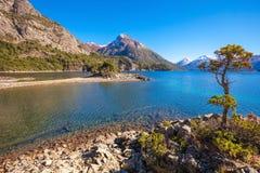 Bariloche landscape in Argentina Stock Images