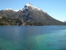 Bariloche PatagoniaArgentina natur Fotografering för Bildbyråer