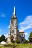 Bariloche's Church Royalty Free Stock Photo