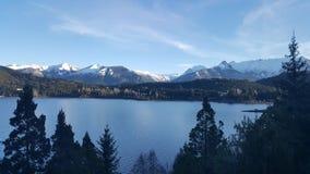 Bariloche View - Nahuel Huapi Stock Image