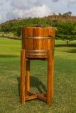 Barilotti di legno Immagine Stock Libera da Diritti