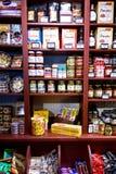 Barilotto del cracker Fotografia Stock Libera da Diritti
