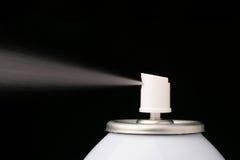 Barilotto dell'aerosol Fotografia Stock