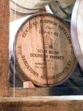 Barilotto di Bourbon Immagine Stock
