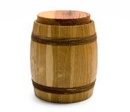 Barilotto di legno Fotografia Stock Libera da Diritti
