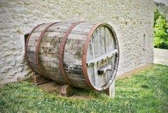 Barilotto di legno Immagini Stock Libere da Diritti