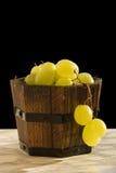Barilotto di Smal dell'uva Immagini Stock Libere da Diritti