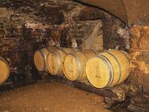 Barilotto di vino Immagine Stock Libera da Diritti