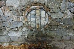 Barilotto a forma di della fontana Immagine Stock
