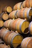 Barils de vin sud-africain photos libres de droits