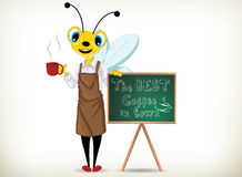 Barista Bee Stock Photos