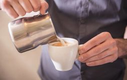 Barista Stock Photography