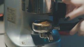 Barista Prepares Coffee metrajes
