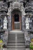 Barja Sandhi près de ville de Denpasar, île de Bali photos stock