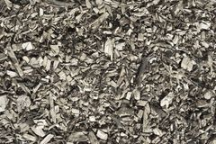 Bark chippings. Abstract of bark chippings, suitable as background stock image