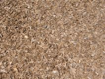 Bark mulch Royalty Free Stock Photos