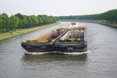 Barka Obraz Stock