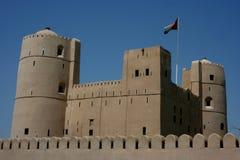 barka Oman Zdjęcie Stock