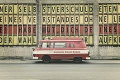 Barkas 3000 ταπετσαρία Στοκ εικόνα με δικαίωμα ελεύθερης χρήσης