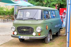 Barkas B1000 Royalty Free Stock Photography