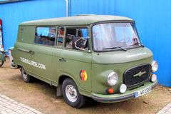 Barkas B1000 Stock Photos