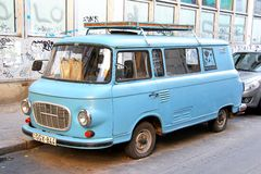 Barkas B1000 Royalty Free Stock Photos