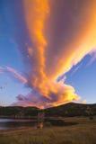 Barker Meadow Reservoir Stock Image