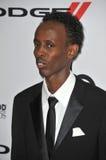 Barkhad Abdi Imágenes de archivo libres de regalías