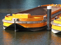 barki Zdjęcie Stock
