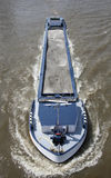 Barki odtransportowania piasek Zdjęcia Stock