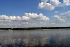 Barki w górę Zdjęcia Stock