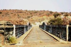 Barkly Bridge Stock Image