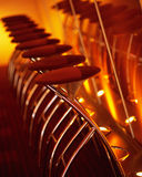 Barkrukken Stock Fotografie