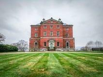Barlaston Hall, Staffordshire lizenzfreies stockfoto
